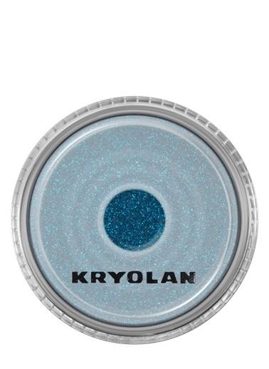 Kryolan Polyester Glimmer Fine Mavi